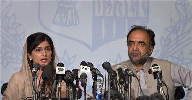 Pakistani suggests NATO supplies should resume