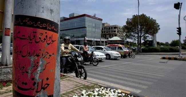 AP Exclusive: Secret case against Pakistan officer