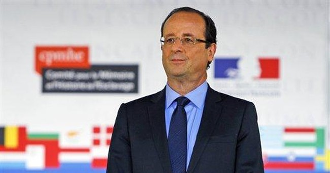 First on agenda for new French leader? Woo Germany