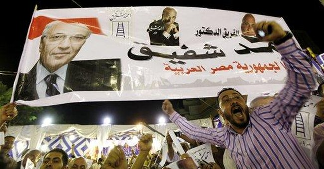 Egypt presidential candidate blasts Islamist MP