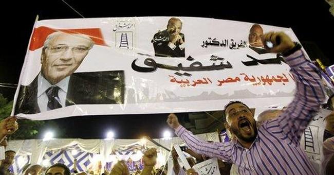 Egypt presidential candidate blasts Islamist MP