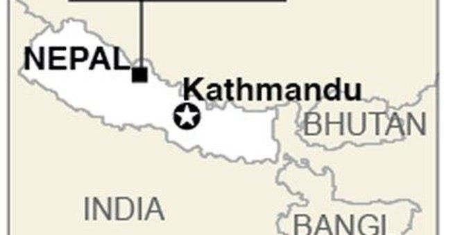 Plane crash kills 15 in Nepal mountains; 6 survive
