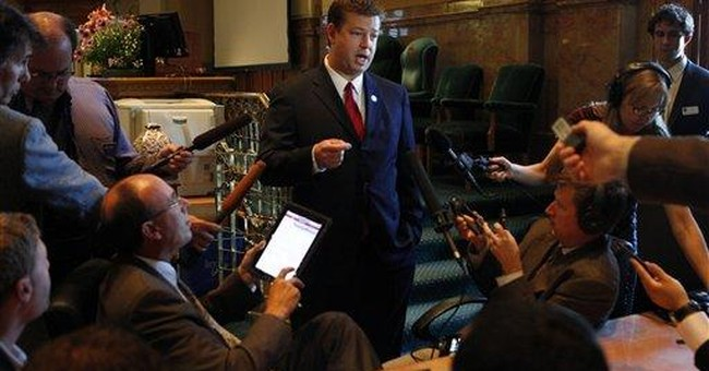 GOP kills civil unions in Colorado special session