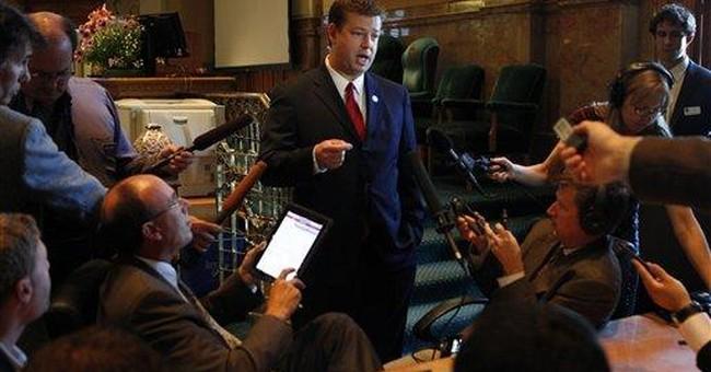 GOP kills civil unions in Colorado special session