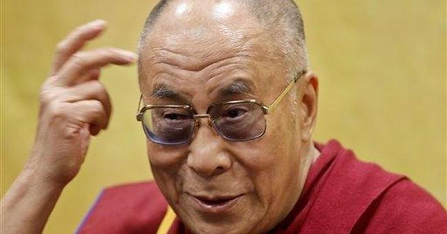 Dalai Lama alleges poison plot; China cries foul