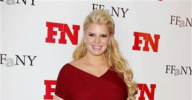 Jessica Simpson designing clothes for moms-to-be