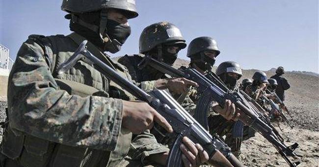 Yemeni army pushing into al-Qaida stronghold
