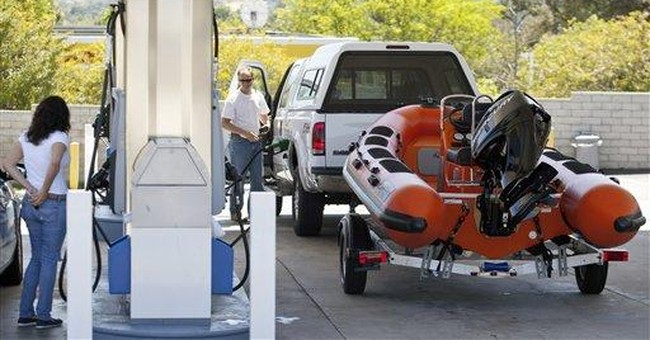 Cheaper gas not enough to boost summer driving