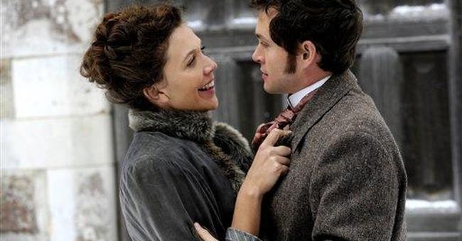Review: 'Hysteria' has a few oohs, aahs, no Big O
