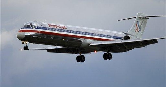 American Airlines ground workers split on contract