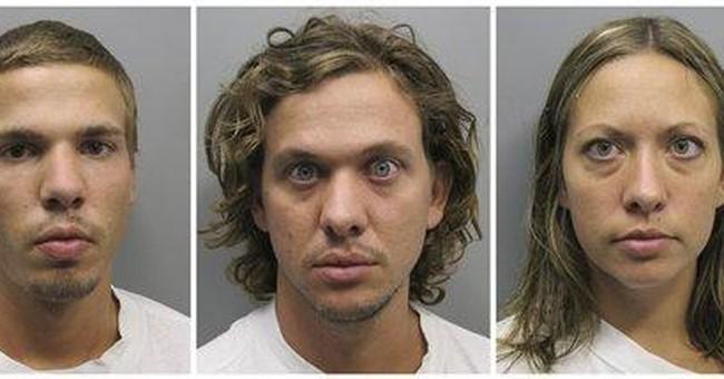 Fugitive siblings return to Ga., plead not guilty