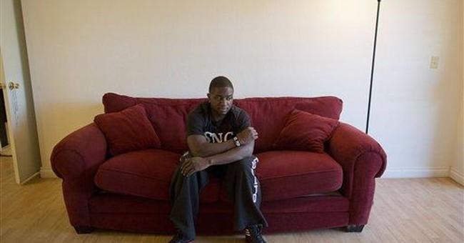 Iraq veteran uses rap to treat his PTSD