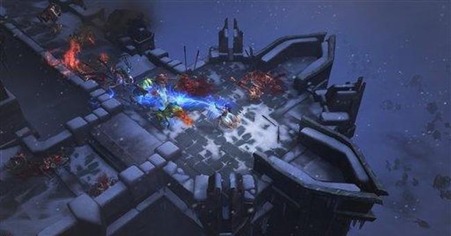'Diablo III' fans celebrate game's release