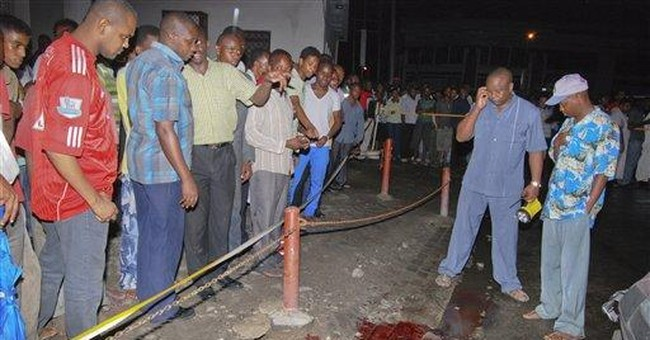 Official: 1 dead from attack on Kenya's coast