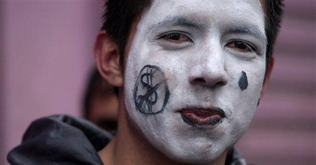 Chileans suffer while waiting for education reform
