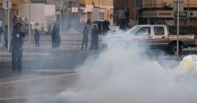 Jailed activist: Bahrain seeks to weaken uprising