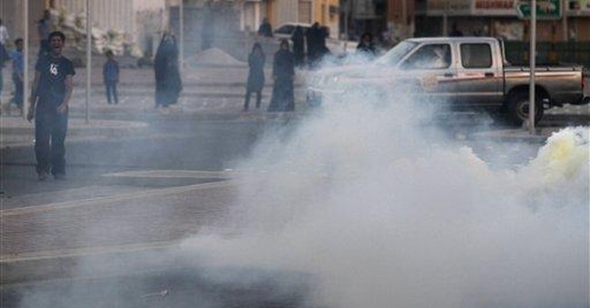 Jailed activist: Bahrain seeks to weaken uprising