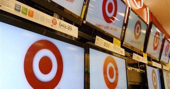 Target's 1Q profits up 1.2 percent