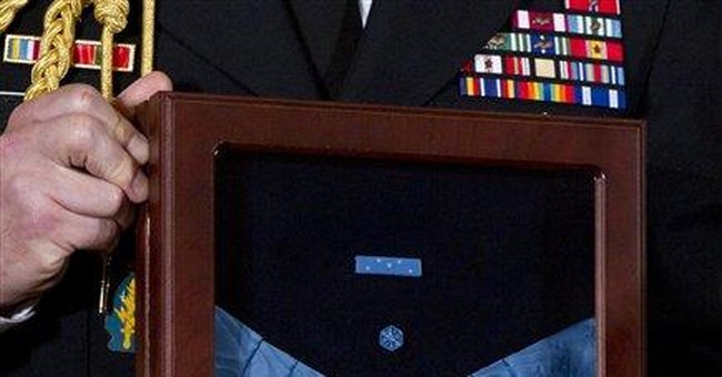 GI killed in Cambodia clash awarded Medal of Honor