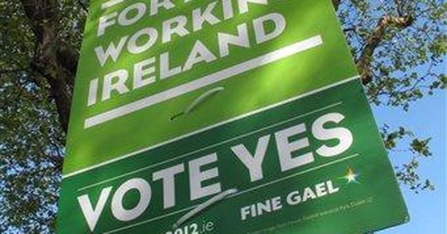 Noonan: Rejecting EU treaty dangerous for Ireland