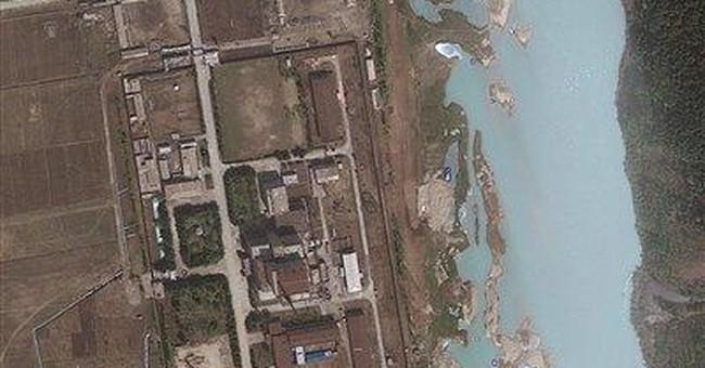 NKorea nuclear reactor construction progressing