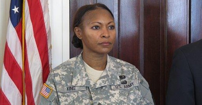 Army replaces 1st female head of drill sgt school