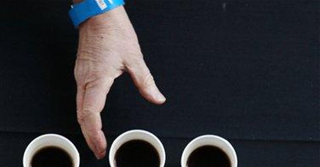 Coffee buzz: Study finds java drinkers live longer