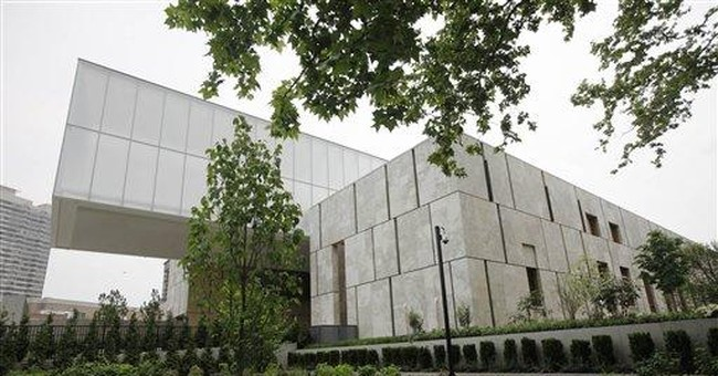Pa. art collection completes controversial move