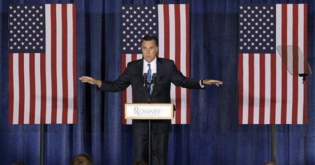 FACT CHECK:  Romney oversimplifies debt 'inferno'