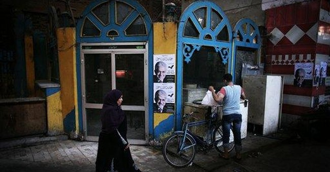 In Egypt's vote, revolutionaries lack a candidate