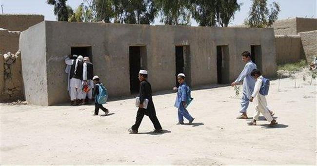Afghan shrines last resort for Afghan mentally ill