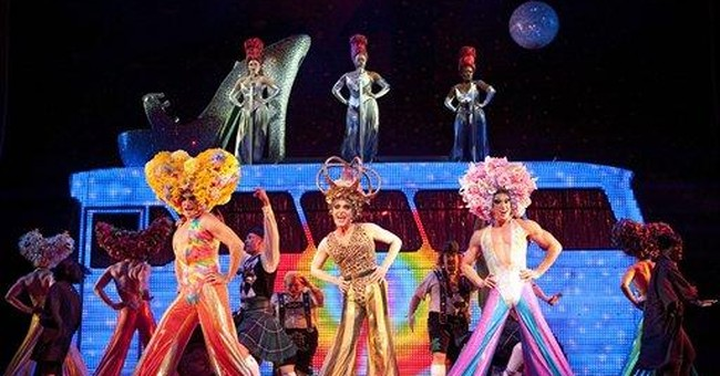 The wild bus ride of Broadway's 'Priscilla' to end