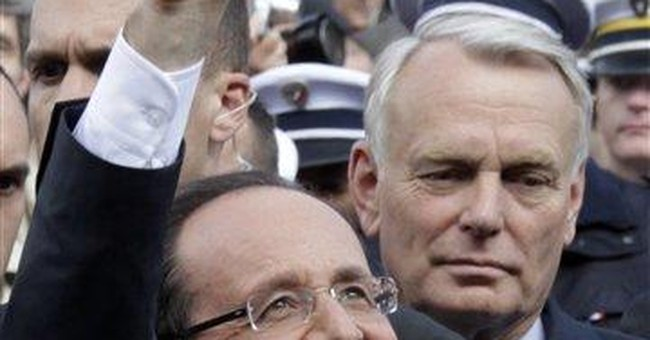 France's new prime minister names Cabinet