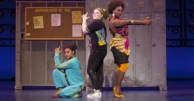 Musical of 'Bring It On' leaps to Broadway