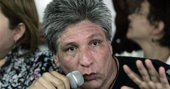 Colombian ex-lawmaker arrested in alleged betrayal