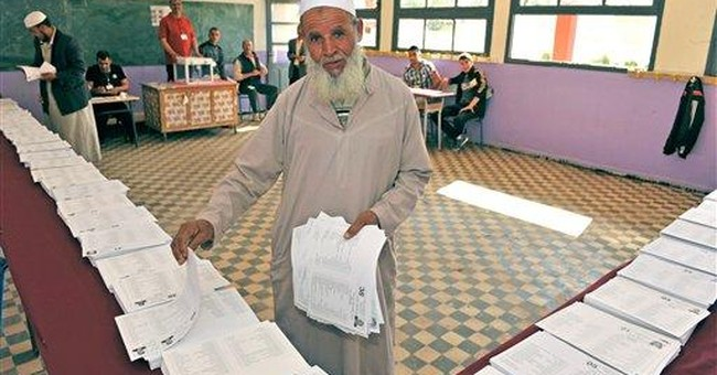 Algeria elections look good abroad, bad at home