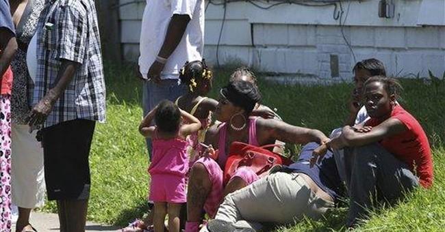 6 shot, 3 dead, in west Louisville neighborhood