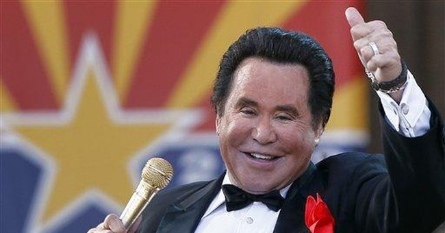 Wayne Newton sued over Las Vegas home museum plans