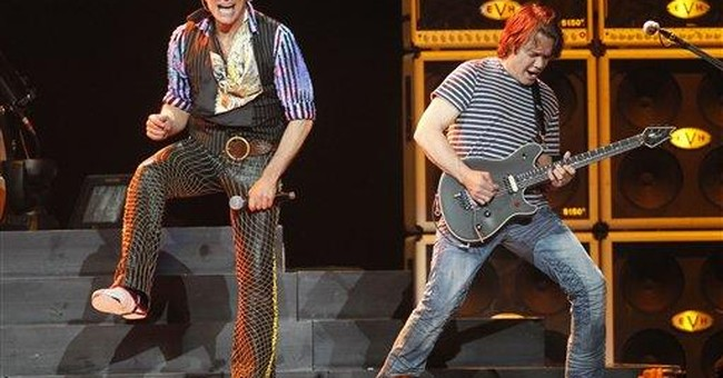 Van Halen postpones summer concert dates