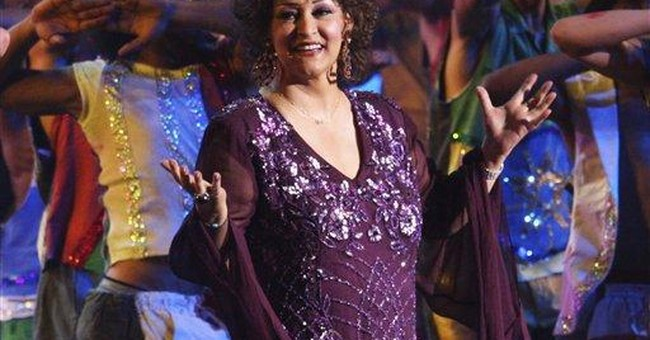 Algerian singer Warda dies in Cairo at 72