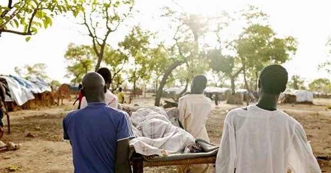 Flood of Nuba refugees hits camp near Sudan border