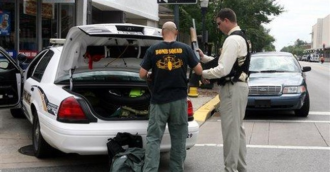 Gunman gives up in standoff in historic Savannah