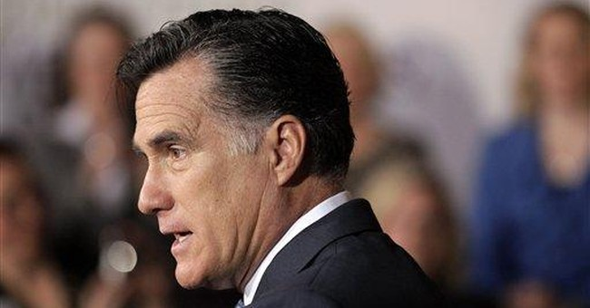 Romney, Republican Party raise $40M in April