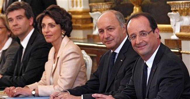 French leader faces likely NATO ire on Afghanistan