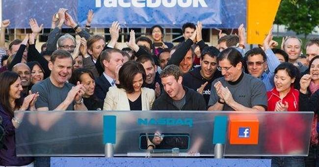 A debate: Should you jump in on Facebook debut?