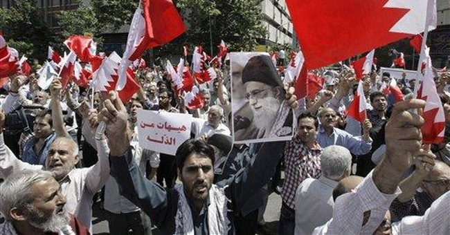 Bahrain protesters decry unity plans with Saudis