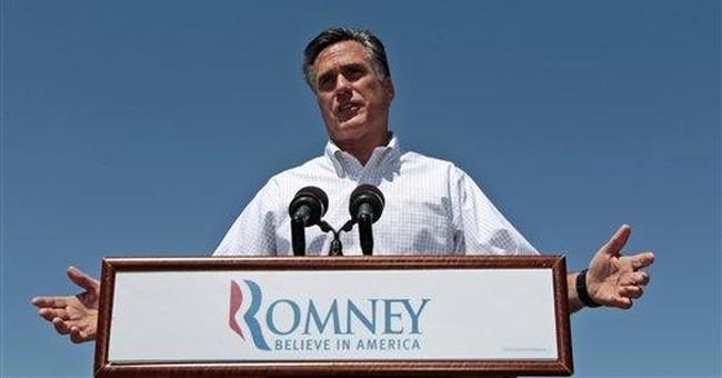 Romney points to restored bridge as Obama failure