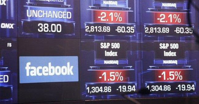 FACEBOOK IPO LIVE: The social network goes public