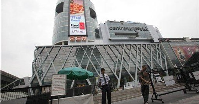 Thousands mark 'Red Shirt' crackdown in Bangkok