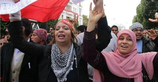 Tunisia marks 1st anniversary of Arab Spring